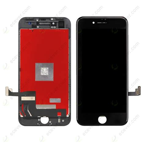 Lcd Touchscreen Iphone 7 7g Ori oem original black lcd screen touch digitizer replacement