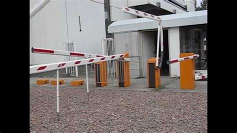 Magnetic Barrier Gate by Magnetic Autocontrol Barrier Openers