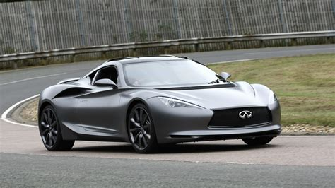 electric sports cars infiniti confirms electric sports car for 2020