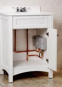 sink water heater guide