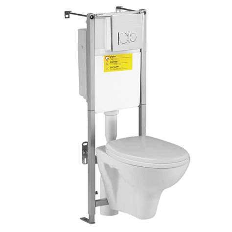 Cistern Plumbing by Wall Hung Toilet With Dual Flush Concealed Wc Cistern Wall Hung Frame At Plumbing Uk