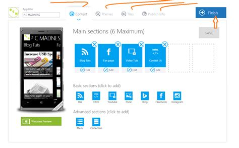 design app without coding how to create windows phone 8 8 1 10 apps without coding