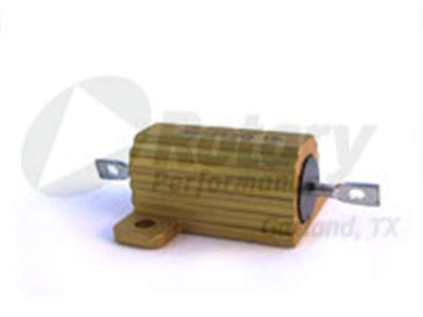 series resistor in a fuel rx7 fd fuel system