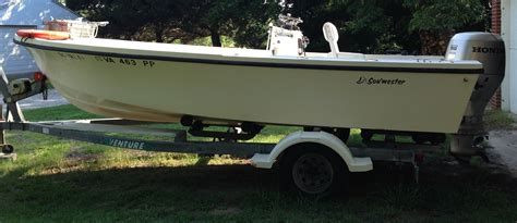 parker boats the hull truth 18 sou wester parker the hull truth boating and