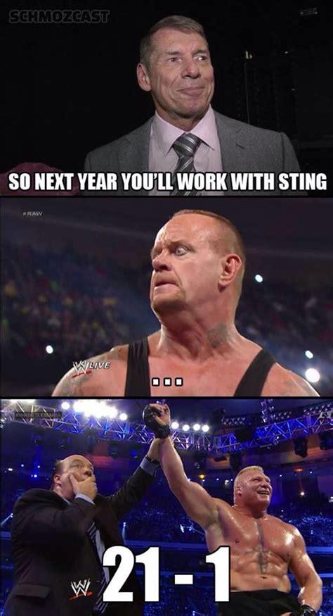 Wrestlemania Meme - undertaker wrestlemania meme pro wrestling pinterest