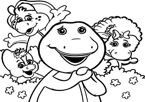 Pencil Barney barney pencil drawing barney and friends