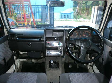 jimny jangkrik interior ini sejarah mobil suzuki jimny