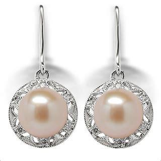Pearl Amira amira dangle a freshwater cultured pearl earring