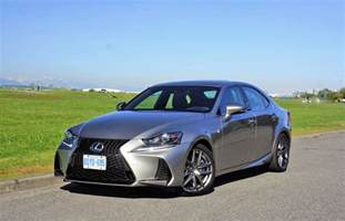 2017 lexus is 350 awd f sport the car magazine