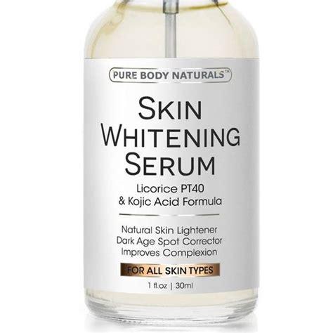 Serum Skin White skin whitening serum skin whitening treatment brighten comp chickadee