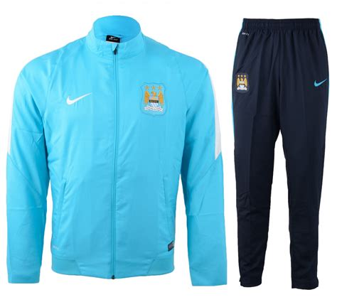 Vest Hoodie Manchester City Fc 03 nike manchester city fc revolution sideline woven track suit woven tracksuits clothing