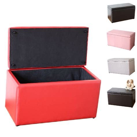 Living Room Storage Boxes living room doll leather storage box sofa bed buy