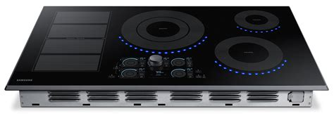 samsung 36 quot electric induction cooktop nz36k7880ug aa the brick