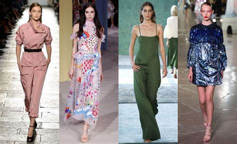 style trends 2017 spring summer 2017 fashion trends glossyu com