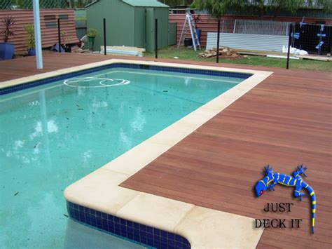 swimming pool decking just deck it swimming pool decking portfolio