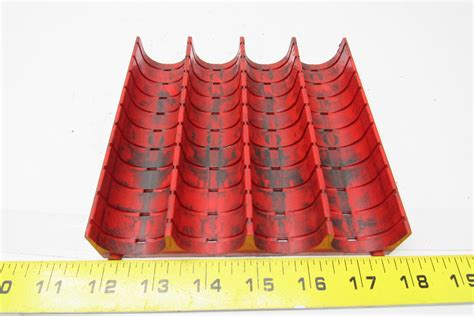 lista sgt   slotted grooved drawer tray lot     dividers bullseye industrial sales