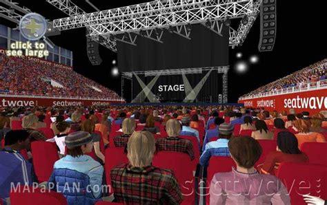 02 Arena Floor Plan Birmingham Genting Arena Nec Lg Arena Detailed Seat