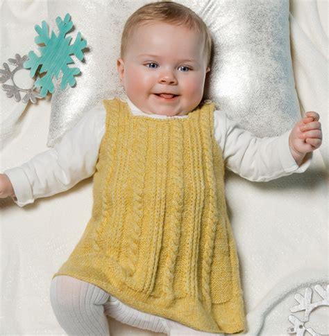 baby jurk tricot mod 232 le robe tricot layette mod 232 les layette phildar