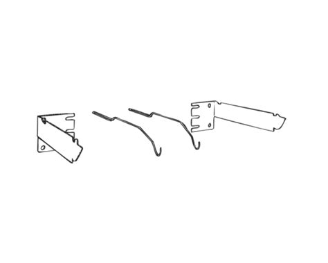 traverse curtain rod parts graber extender valance kit for traverse rods at designer