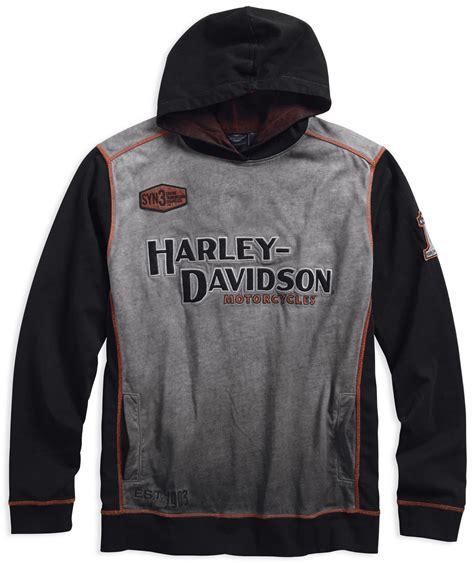 Hoodie Motor Hurley Davidson 99001 17vm harley davidson hoodie iron block im