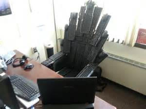 Desk Chair Meme Of Thrones Keyboard Chair Weknowmemes
