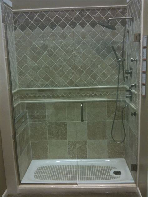 Shower Door U Channel Shower Door U Channel Frameless Shower Vs U Channel The Glass Shoppe A Division Of Builders