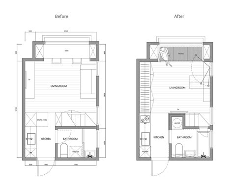 2 tiny home designs 30 square meters includes