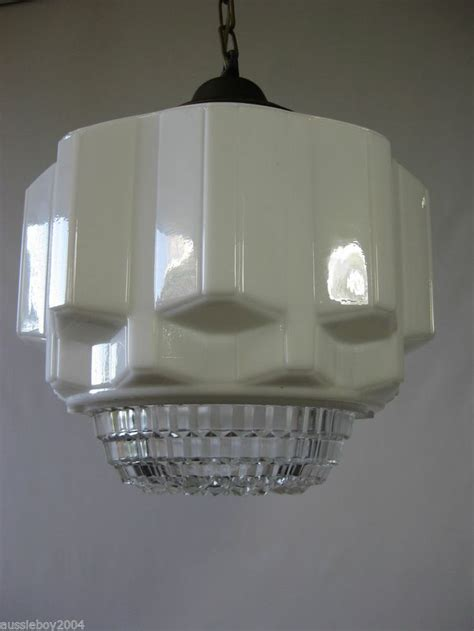 Glass Light Fixture Shades 17 Best Images About Deco Light Fixtures On Pendant Lighting Antiques And Table