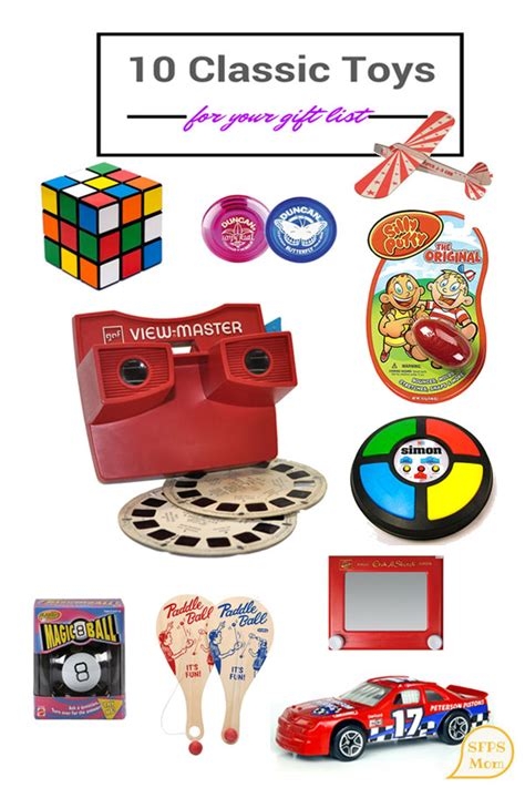 10 Toys I Loved As A Kid by 10 Classic Toys For Your Gift List