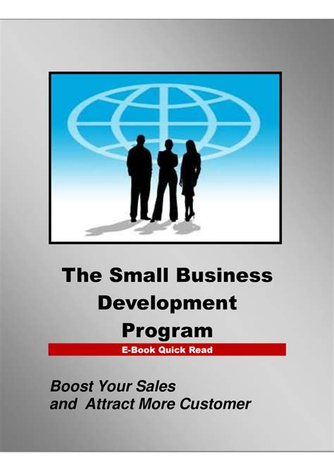 Mba Sales Business Development Program by Boost Your Sales Attract New Customers