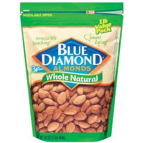 Almond Whole 500 Gram blue almonds whole 16 oz jet