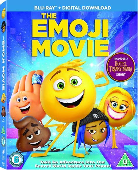 film emoji 2017 emotki film the emoji movie 2017 film blu ray