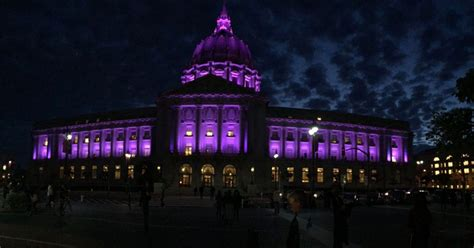 The Prince Of Light monuments are lighting up purple to honor prince