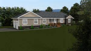 Bungalow Floor Plans With Walkout Basement by Bungalow House Plans By E Designs Page 9