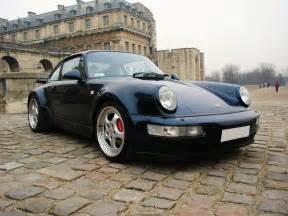 Porsche 964 Turbo Porsche 911 Turbo 964 A Photo On Flickriver