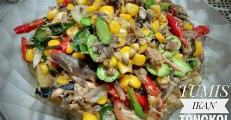 resep tumis ikan tongkol suwir oleh kuntariiw cookpad