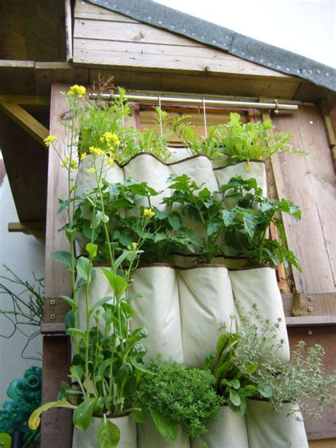 How To Make Vertical Garden Planters Save Space In Your Home Or Garden By Creating Vertical