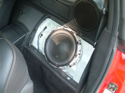 replacing stock subwoofer - Page 3 - Nissan 350Z Forum ... Listen To Ipod
