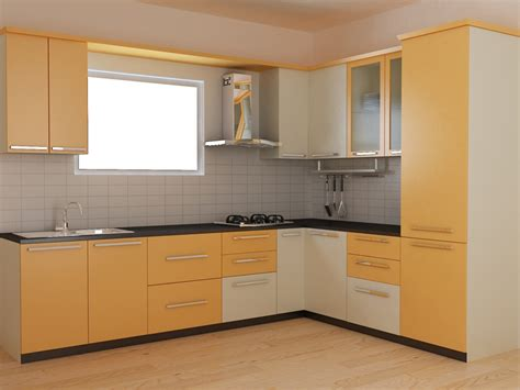 Indian Kitchen Cabinets L Shaped by Small Indian Modular Kitchen Designs Design Tierra Este