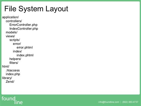 zend layout path zend framework quick start walkthrough