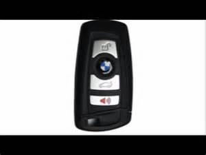 bmw key fob change