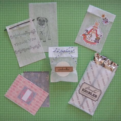 Make Your Own Paper Bags - 25 best ideas about wax paper crafts on