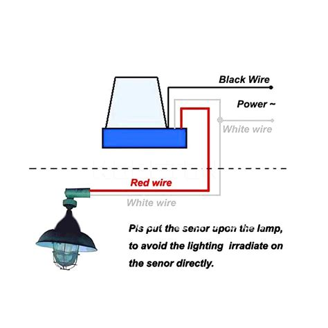 dusk to light wiring diagram manual guide wiring