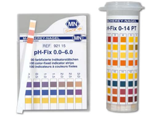 ph test strips ph fix test strips from mn