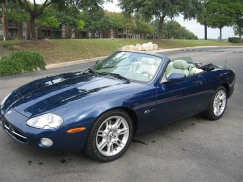 how cars work for dummies 2001 jaguar xk series head up display purchase used 2001 jaguar xk8 base convertible 2 door 4 0l in san antonio texas united states