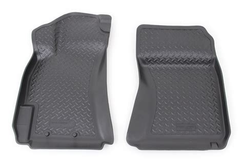 floor mats by husky liners for 2009 forester hl34071