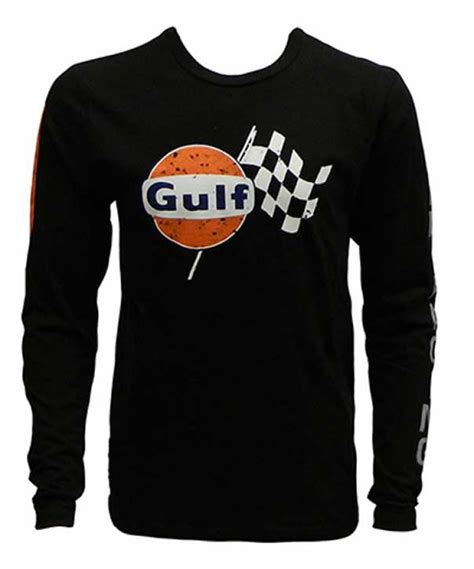T Shirt Kaos Cotton Combed 30s Computer Evolution Anime gulf racing logo sleeve ac5112