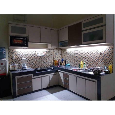 jual kitchen set minimalis hpl rubung furniture