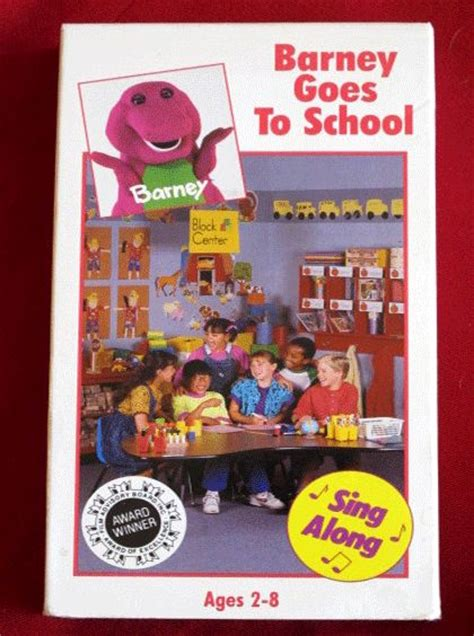 barney and the backyard gang goes to school barney the backyard gang barney goes to school 28 images