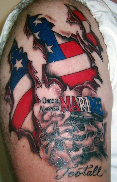 marine corps sleeve tattoo designs index of images 49